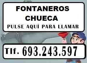 Fontaneros Chueca Madrid Urgentes